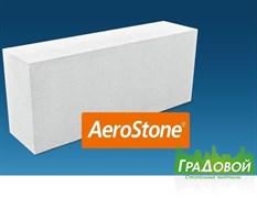 Газобетонный блок перегородочный AeroStone (Аэростоун) 625*200*150