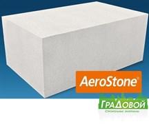 Газобетонный блок AeroStone (Аэростоун) 625*200*400