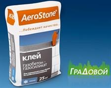 Клей для блока AeroStone (Аэростоун) зимний